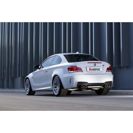 Akrapovic Échappement Evolution - BMW 1M Coupé (E82) 2011-12