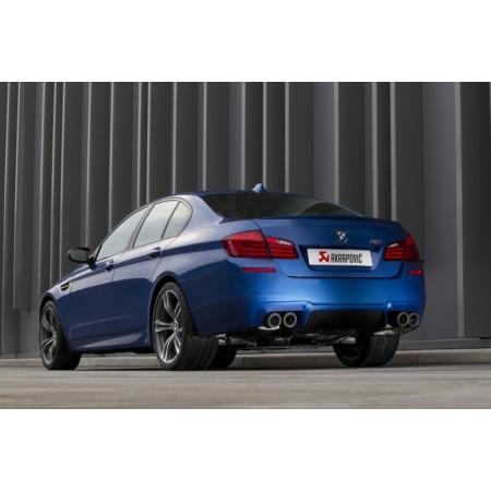 Akrapovic Échappement Evolution - BMW M5 (F10) 2011-17 / ME-BM/T/4-CA - Apex Performance