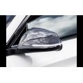 Akrapovic Coques de rétroviseur carbone brillant - BMW M2 (F87) 2016-17