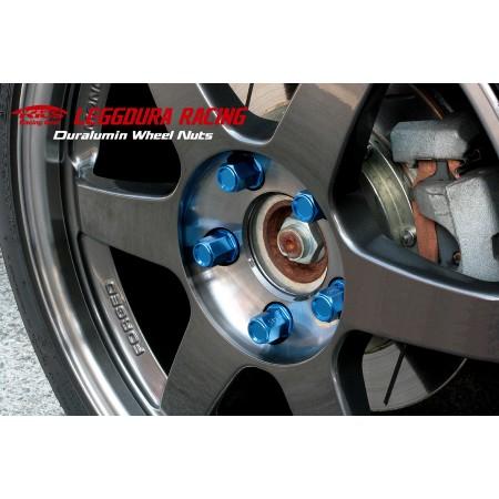 Ecrous de roues Project Kics Leggdura Racing / KYO-KIC3K - Apex Performance