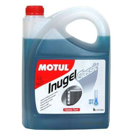 Liquide de refroidissement prêt à l'emploi Motul Inugel Classic Cars 5L