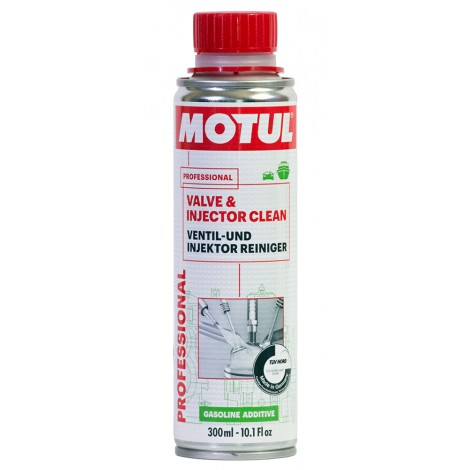 Additif essence Motul Valve & Injector Clean / MO108123 - Apex Performance