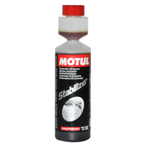 Additif essence Motul Stabilizer 250ML / MO108559 - Apex Performance