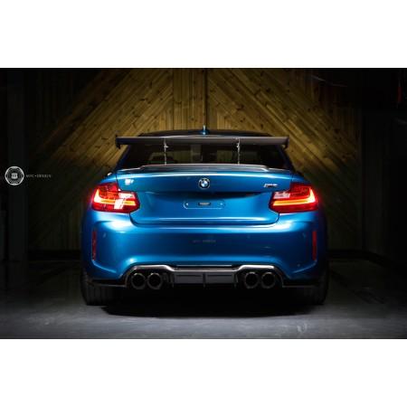 MTC Design Aileron arrière (Track Pack) - BMW M2 / M2 Competition (F87) / BMF87RSTPCF001 - Apex Performance
