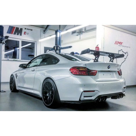 MTC Design Aileron arrière (Track Pack) - BMW M3/M4 F80/F82