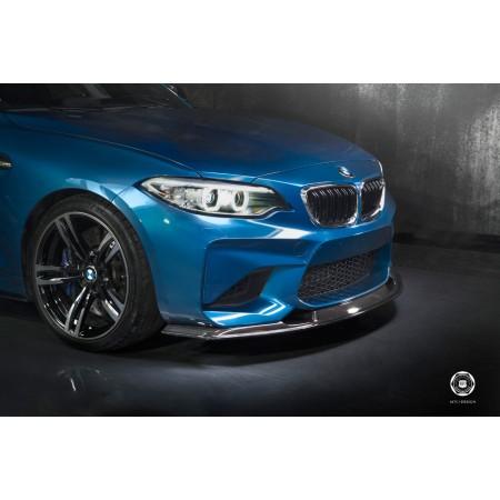 MTC Design Lèvre spoiler avant - BMW M2 (F87) / BMF87FLCF001 - Apex Performance