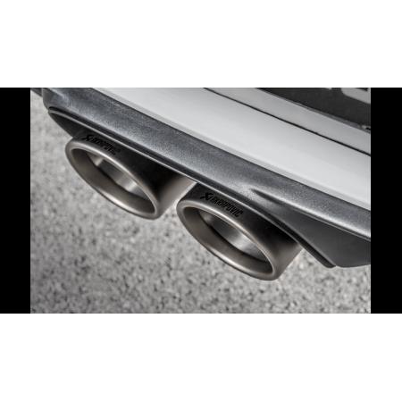 Akrapovic Échappement  Slip-On Race - Porsche 911 GT3 / GT3 RS (991.2) 2018+ / S-PO/TI/8-GT3 - Apex Performance