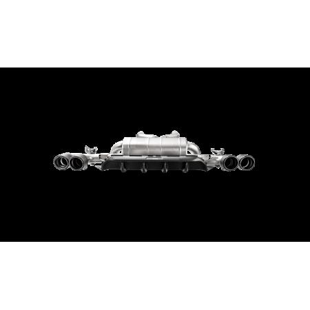 Akrapovic Diffuseur arrière en carbone - BMW M5 / M5 Competition (F90) 2018+ / DI-BM/CA/5/M/RS - Apex Performance
