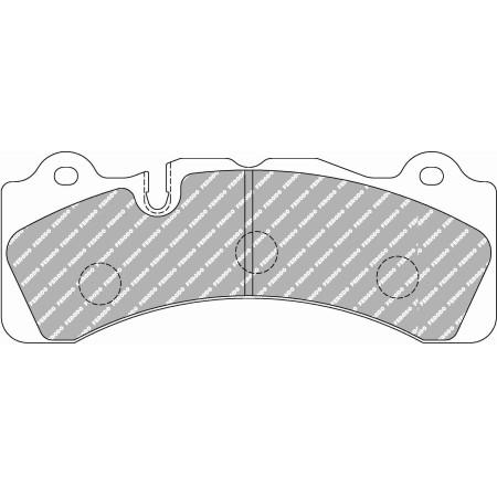 Plaquettes Ferodo DS3000 - Brembo Caliper XA5.71.M2 6 piston D48 [caliper family M] / FRP3099R - Apex Performance