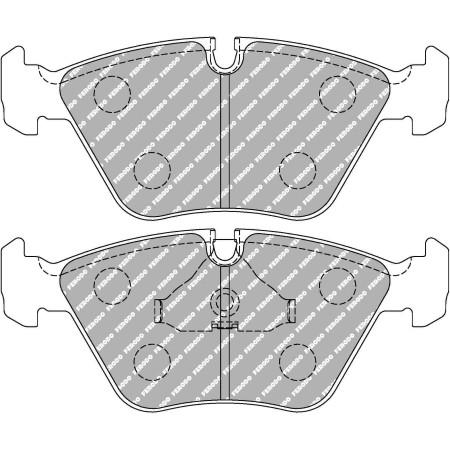 Plaquettes avant Ferodo DS1.11 - BMW Z4 M Coupé (06+) / FCP779W - Apex Performance