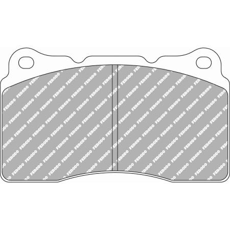 Plaquettes avant Ferodo DS1.11 - Subaru Impreza WRX STI (03+) / FCP1334W - Apex Performance