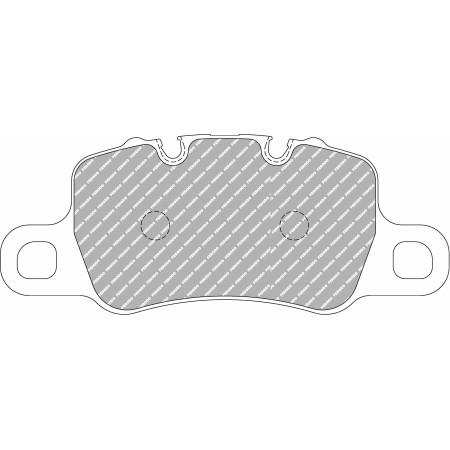 Plaquettes arrière Ferodo DS1.11 - Porsche 911 (991) GT3 / GT3 RS (13+) / FCP4665W - Apex Performance