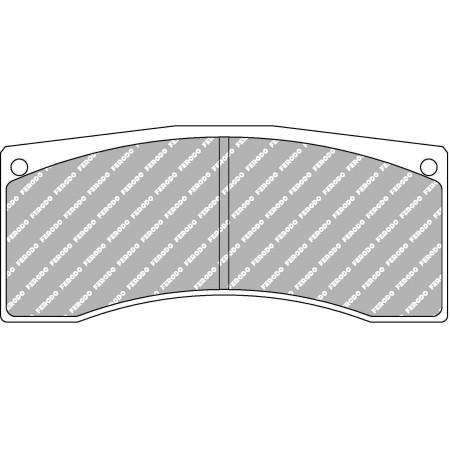 Plaquettes Ferodo DSUNO - Alcon Caliper 4426 TPC CAR26 20mm / FRP3024Z - Apex Performance