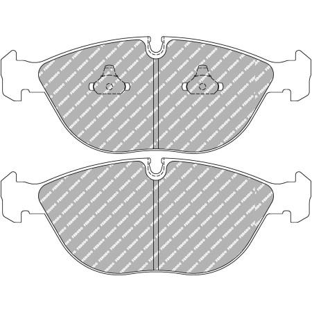 Plaquettes avant Ferodo DSUNO - Audi TT 3.2 V6 (8N) (04-06) / FCP1001Z - Apex Performance