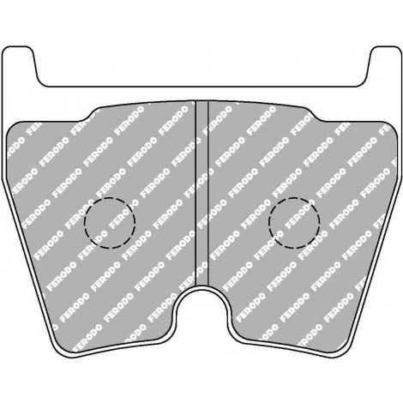 Plaquettes avant Ferodo DSUNO - Audi RS4 (B7,B8) (05+) / FCP1664Z - Apex Performance