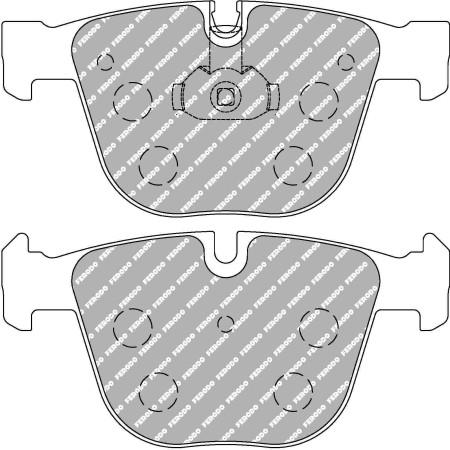 Plaquettes arrière Ferodo DSUNO - BMW 1M Coupé (E82) (11+) / FCP1672Z - Apex Performance