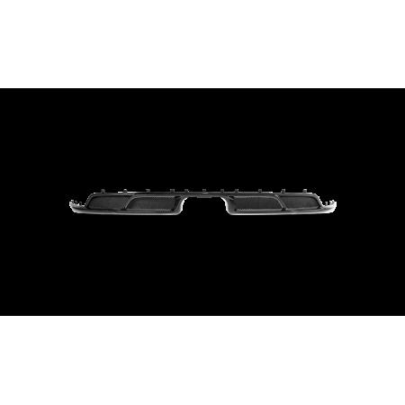 Akrapovic Diffuseur arrière en carbone - Porsche 911 GT3 RS (991.2) 2018+ / DI-PO/CA/6/G - Apex Performance