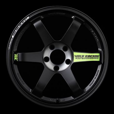 Volk Racing TE37SL Black Edition II / VR0609 - Apex Performance