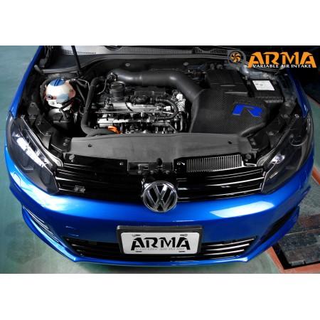 Kit d'admission Carbone Armaspeed - VW Golf 6 R / ARMAGOLF6R-A - Apex Performance
