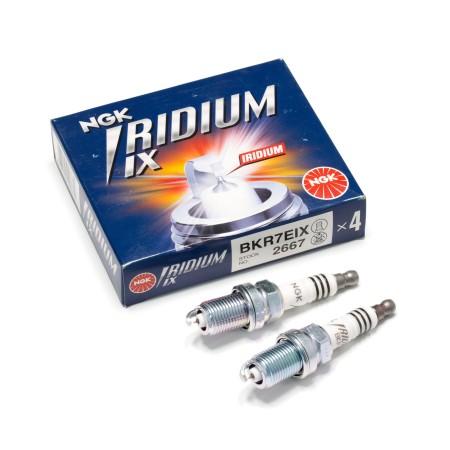 Bougies NGK Iridium IX - Nissan 350Z VQ35DE - LFR6AIX-11 / LFR6AIX-11/6619 - Apex Performance