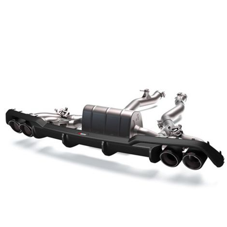 Akrapovic Diffuseur arrière en carbone mat - BMW M8 / M8 Competition (F91,F92,F93) 2020+ / DI-BM/CA/7/M - Apex Performance