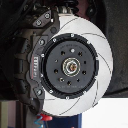 Kit de conversion de disques carbone céramique pour Ferrari 488GTB / 458 Speciale