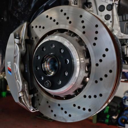 Pack élargisseur de voie H&R pour BMW M2 / M2 Competition (F87) / M3 (F80) / M4 (F82) 2014+ / M2BL111 - Apex Performance