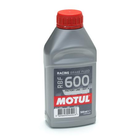 Motul RBF 600 Liquide de frein haute température 0.5L / MO100948 - Apex Performance