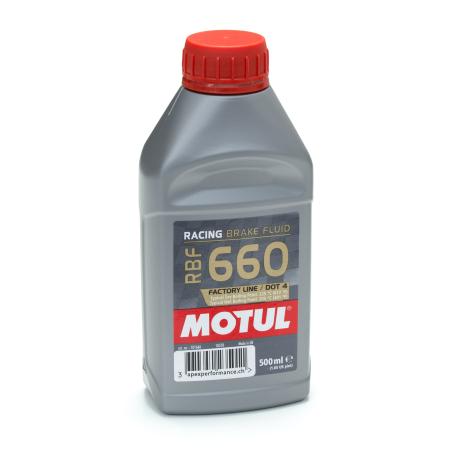 Motul RBF 660 Liquide de frein haute température 0.5L / MO101666 - Apex Performance