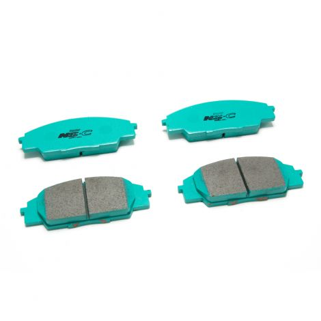 Plaquettes avant Project Mu Type NS-C - Nissan 300ZX 3.0TT (Z32) 1989-99 / F236-NSC - Apex Performance