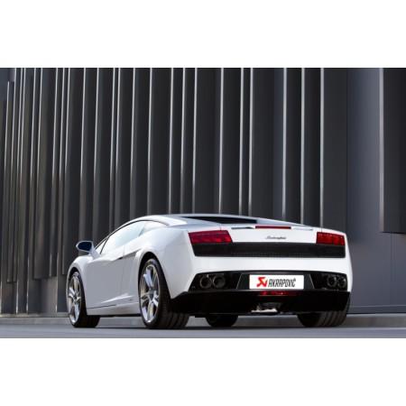 Akrapovic Échappement Slip-On - Lamborghini Gallardo LP550-2/LP560-4 (2008-14)