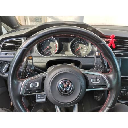 Extension de palette au volant en Carbone Forgé - VW Golf 7 GTI / R / 1CCVW40G01 - Apex Performance