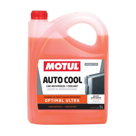 Antigel concentré Motul Auto Cool Optimal Ultra 1L / MO109117 - Apex Performance