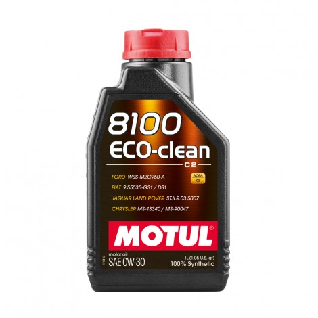 Motul 8100 Eco-clean 0W30 / MO102888 - Apex Performance