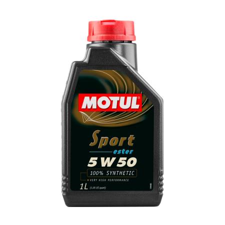 Motul Sport 5W50 / MO103048 - Apex Performance