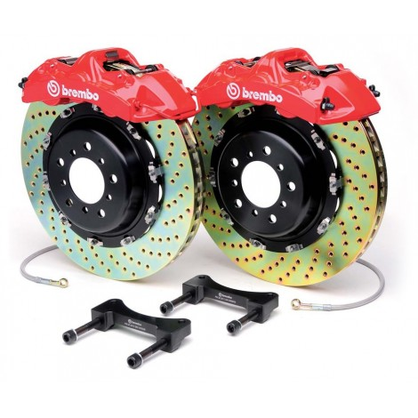 Kit avant Brembo GT (6 piston, 380x34mm) - BMW M5 E60 (06+) / 1N1.9001A1 - Apex Performance