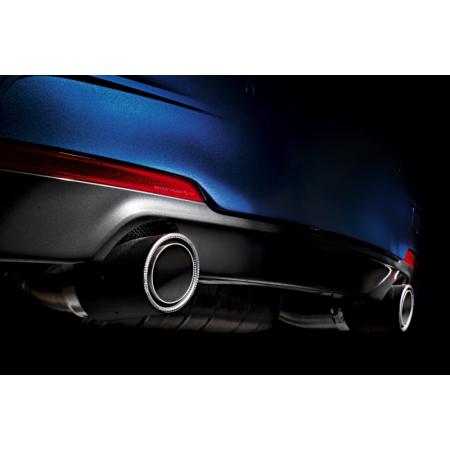 Akrapovic Échappement Evolution - BMW 335i / 435i (F30, F31, F32) 2012-15