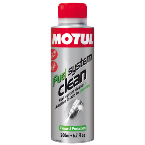 Motul Fuel System Clean Moto / MO104878 - Apex Performance