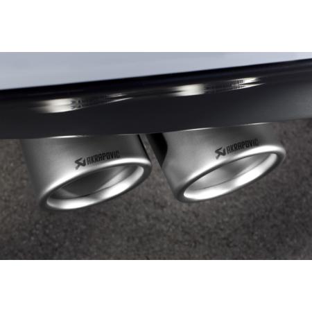 Akrapovic Échappement Slip-On - BMW 1M Coupé (E82) 2011-12