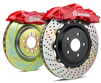 Brembo GT Braking Systems