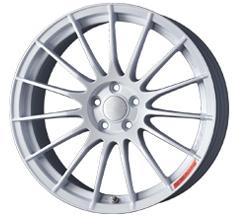 Enkei RS05RR Glacial White