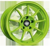 Oz Alleggerita HLT Acid Green