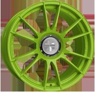 Oz Ultraleggera HLT Central Lock Acid Green