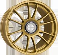 Oz Ultraleggera HLT Central Lock Race Gold