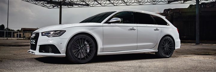 OZ Ares Audi RS6